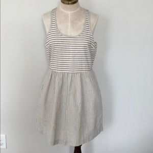 Loft Lou&Grey fit and flare dress